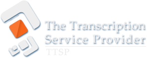 The Transcription Service Provider, Logo